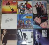 Colectie 600 vinil phoenix,elvis,beatles,jazz,ABBA,Armstrong dau si la bucata