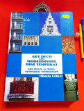 MIHAELA CRITICOS - Art Deco sau modernismul bine temperat/ bilingvă; RARĂ, NOUĂ!