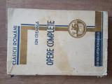 OPERE COMPLETE - ION CREANGA, 1934