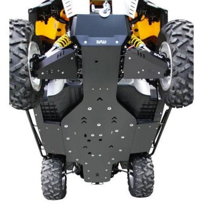 Scut Protectie PHD Can-Am Commander 1000 Complet foto