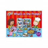 Joc educativ ce se afla in frigider?, Galt