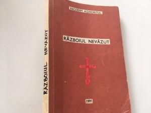 SFANTUL NICODIM AGHIORITUL, RAZBOIUL NEVAZUT