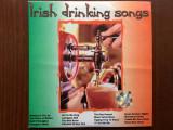 Irish drinking songs cd disc compilatie muzica folk irlandeza A&A records 2002, a&a records romania