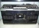 Aparat radio vechi de colectie Incomplet RAR,Radiocasetofon UNISEF,T.GRATUIT