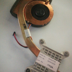 Cooler Ventilator + Racitor Heatsink Lenovo T420  T420i 04W0409