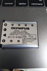Acumulator Olympus LI-42B foto