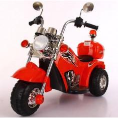 Motocicleta electrica pentru copii 995 6V - Rosu