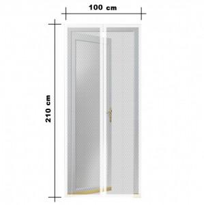 Plasa anti-tantari pt. usi 100x210 cm - alb Best CarHome