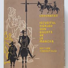 Cervantes - Iscusitul hidalgo Don Quijote de la Mancha (il. Gustave Dore)