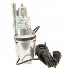 Pompa apa submersibila pe vibratie polisat