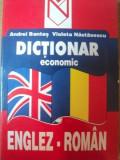 DICTIONAR ECONOMIC ENGLEZ - ROMAN de ANDREI BANTAS , VIOLETA NASTASESCU