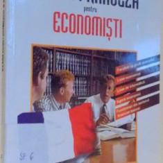 LIMBA FRANCEZA PENTRU ECONOMISTI de ILEANA CONSTANTINESCU, MARIA DRAGAN , 2000