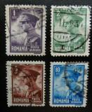 Romania LP 87 , Carol al II lea , Posta aeriana , Stampilate