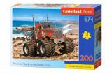 Cumpara ieftin Puzzle Monster Truck, 200 piese