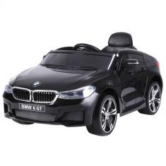 Masinuta Electrica BMW 6 GT Black