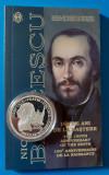 (M) Moneda argint - Nicolae Balcescu, Generic