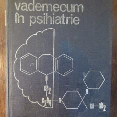 VADEMECUM IN PSIHIATRIE-CONSTANTIN GORGOS