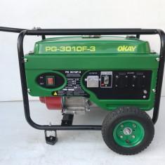 Generator de Curent PG-3010F-3