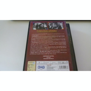 cento anni d'amore - dvd