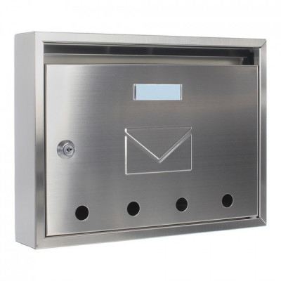 Cutie poștală Imola INOX foto