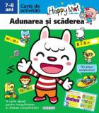 Happy Mat - Adunarea si scaderea 7-8 ani/***, Girasol