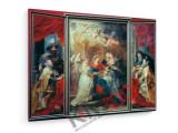 Tablou pe panza (canvas) - Peter Paul Rubens, Ildefonso Altar.