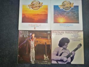 Discuri vinil muzica straina. Disc vinyl.