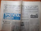 ziarul tineretul liber 6 ianuarie 1990 - articole revolutia romana