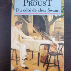 DU COTE DE CHEZ SWANN - Marcel Proust (carte in limba franceza)