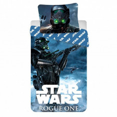 Set de pat Single Ranforce Star Wars Rogue One