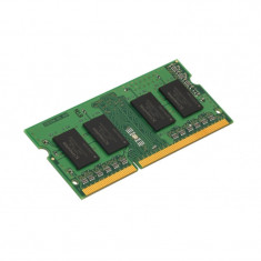 Memorie Laptop Kingston 8GB DDR3, 1600MHz, SODIMM, 2RX8, PC3L