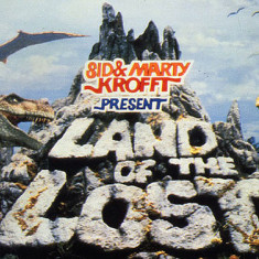 Land of the Lost (O lume disparuta) - complet (5 sezoane)