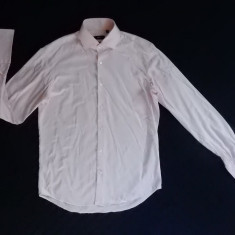 Camasa Hugo Boss Regular Fit. Marime 39, vezi dimensiuni exacte; impecabila, Maneca lunga, Din imagine