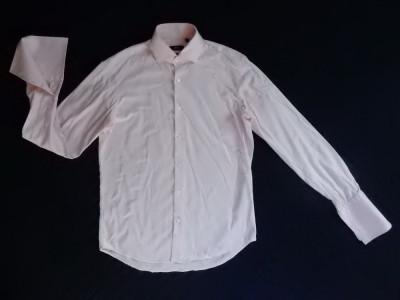 Camasa Hugo Boss Regular Fit. Marime 39, vezi dimensiuni exacte; impecabila foto