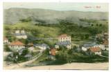 1357 - OCNELE MARI, Valcea, Panorama, Romania - old postcard - unused