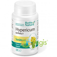 Hypericum Extract (Sunatoare) 30cps
