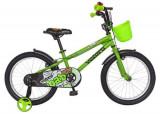 Bicicleta Velors V1801A pentru copii 6-8ani, Roti 18inch (Verde)