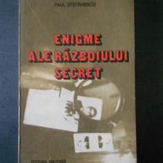 Paul Stefanescu - Enigme ale razboiului secret