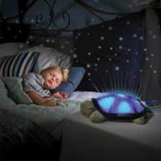 Broscuta proiector - Turtle Night Sky Constellations. Mania