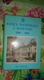 Banca nationala a Romaniei 1889-1995 /321pagini/an1995
