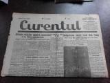 Ziarul Curentul , director Pamfil Seicaru , 16 mai nr.1897/1933