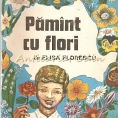 Pamint Cu Flori - Elisa Florescu