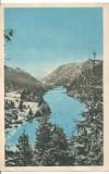 @carte postala- HARGHITA -Lacul Rosu