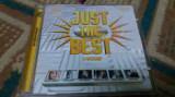 JUST THE BEST -2CD -ORIGINAL
