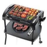 Cumpara ieftin Gratar electric tip grill barbeque Sinbo, 2000 W, termostat,