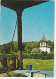 Bnk cp Sambata de Sus - Clopotnita manastirii C Brancoveanu - circulata - mf, Printata