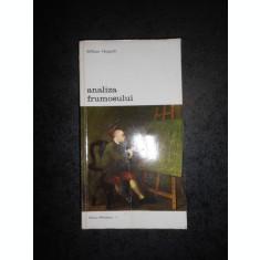 WILLIAM HOGARTH - ANALIZA FRUMOSULUI