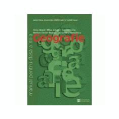 Manual Geografie (Romania, UE) pentru clasa a XII-a - Silviu Negut, Mihai Ielenicz, Marius-Cristian Neacsu, Dan Balteanu, Alexandru Barbulescu