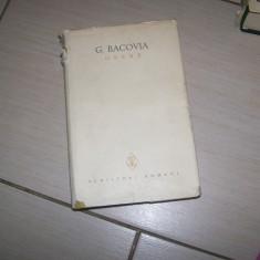 OPERE G.BACOVIA