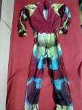 Costum IronMan cu Muschi pt Copii 3-5 ani